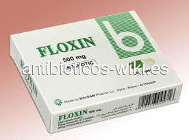 Comprar Floxin Sin Receta